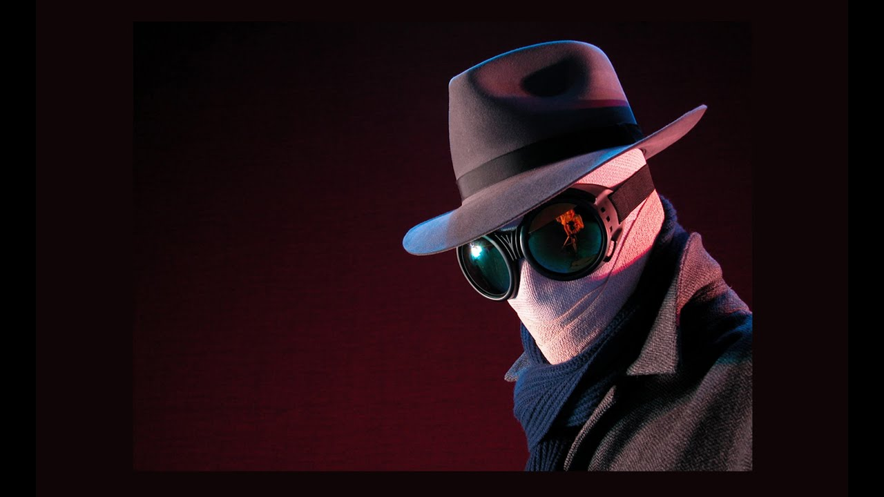 If i were an invisible man