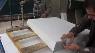 Изготовление декоративных элементов из пенополистирола, своими руками.(, 2013-10-13T19:59:46.000Z)