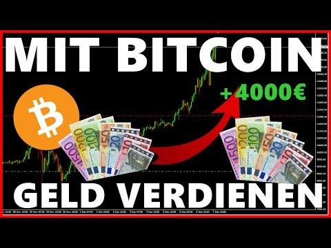 Mit Bitcoin (Deutsch) Geld Verdienen | 4000€ Trading Erklärt | Kaufen Mit Paypal & Anleitung