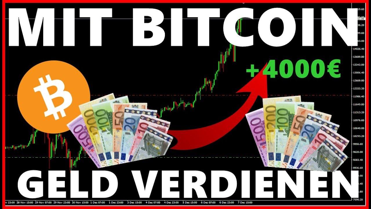 kannst du mit bitcoin geld verdienen? sollte ich jetzt 2021 in bitcoin investieren