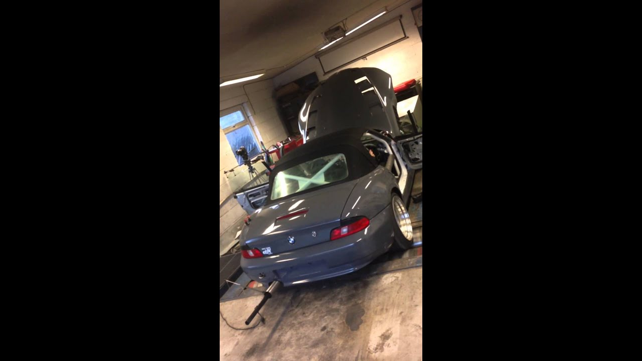 Bmw Z3 Turbo Ecu Masters Det3 Tuning 340hp Youtube