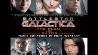 Battlestar Galactica The Plan and Razor Soundtrack- Apocalypse Part 1 Track 6