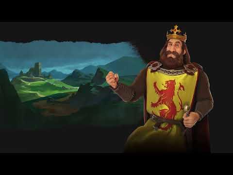 Scotland Theme - Atomic (Civilization 6 OST) | Scotland the Brave; Bonnie Dundee