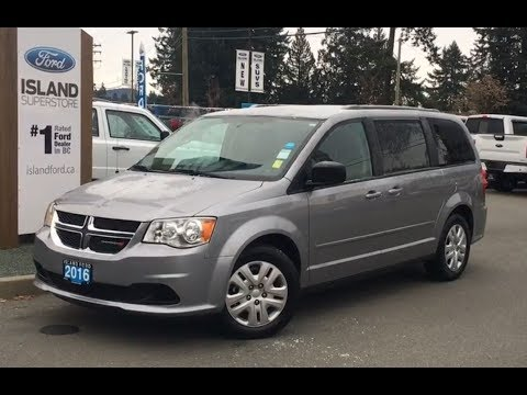 2016 Dodge Grand Caravan Sxt W Stow N Go Seats 7 Cd Review Island Ford For Milan 18831 Pa Bluedodge Com