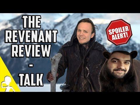 The Revenant Review und Talk   SPOILER ALARM   Germans Rant   Get Germanized /w VlogDave