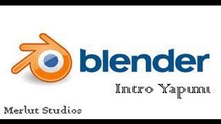 Blender 3D İntro Yapımı Template