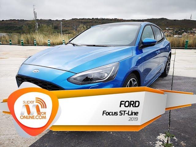 Ford Focus ST Line 2019 / Al volante / Supermotoronline.com