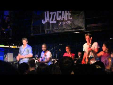 "Freshlyground - ""Things Have Changed"" - live @ The Jazz Cafe, London - 1 August '12"