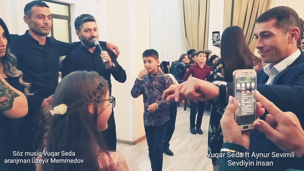 Vuqar Seda ft Aynur sevimli Sevdiyin insan ( Zaqatala toyu)