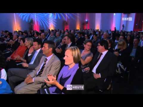 HLUW Yspertal - Energy Globe Award Austria 2015 - ORF Bundesland Heute Oberösterreich