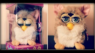 Furby 1998 Original - Unboxing & Review [HD]