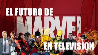 El futuro de MARVEL en TELEVISION