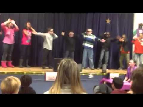 Haddonfield Friends School talent show