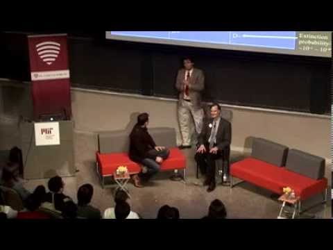 This Elegant Universe – Ard Louis and Max Tegmark at MIT