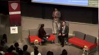 This Elegant Universe - Ard Louis and Max Tegmark at MIT