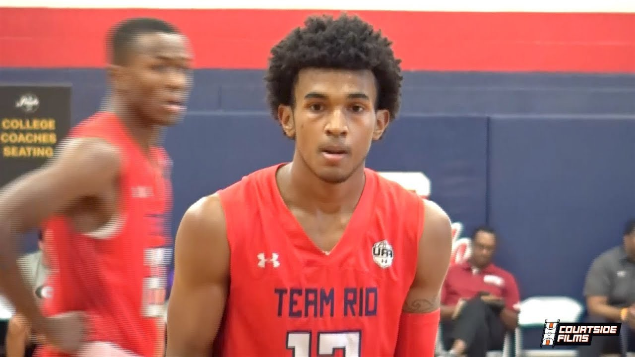 2019 4-star guard Jalen Gaffney commits to UConn