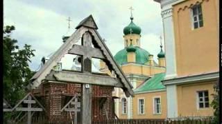 Смотреть видео александро свирский монастырь