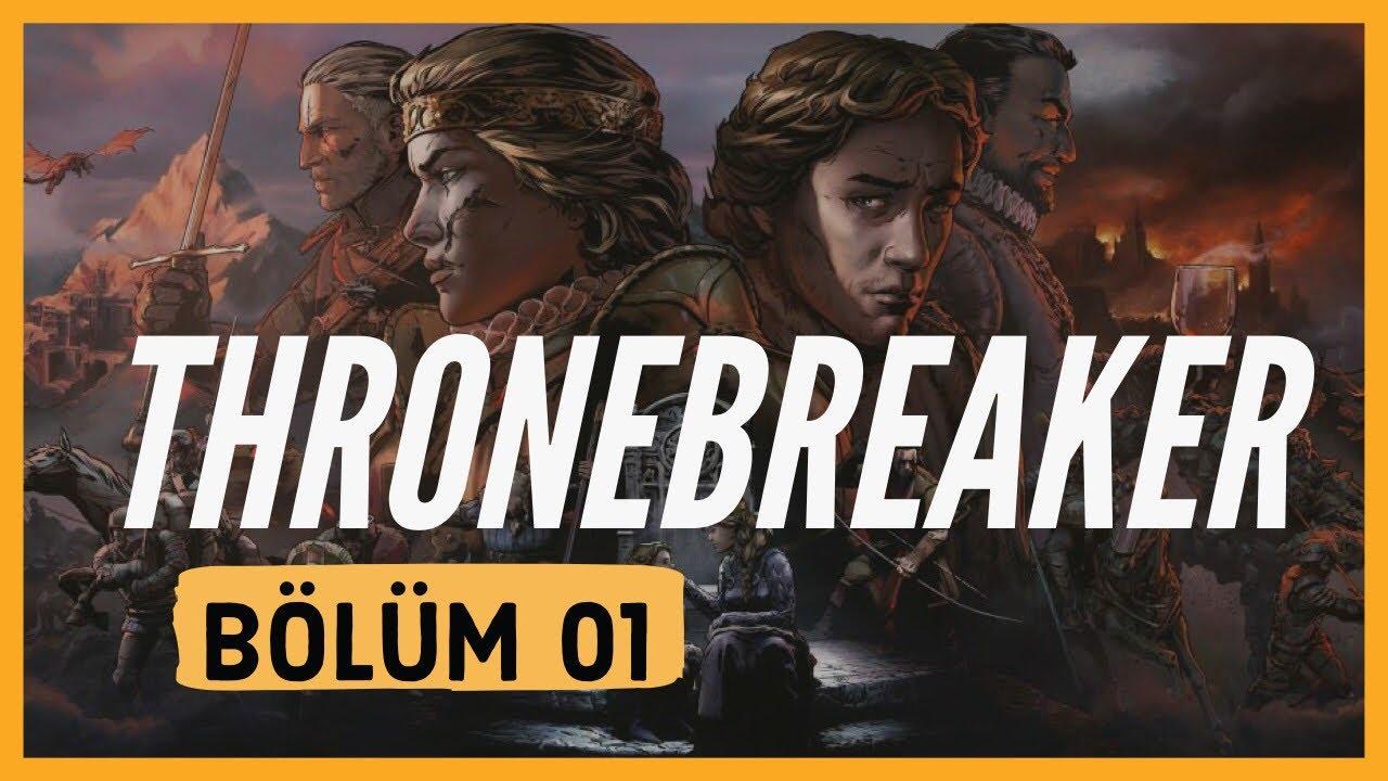 Thronebreaker: The Witcher Tales - Rivia Kraliçesi Meve - Bölüm 01
