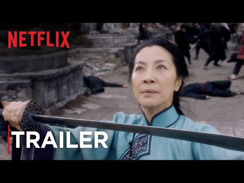 Watch Dazzling 'Crouching Tiger, Hidden Dragon 2' Trailer