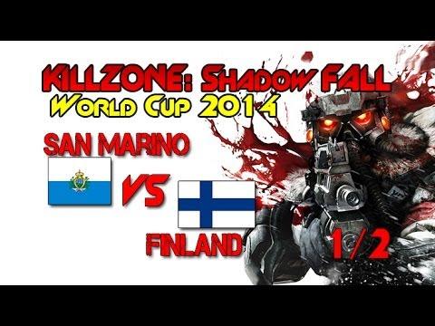 Killzone World Cup   Finland vs San Marino (MAP 1/2) [GROUP A]