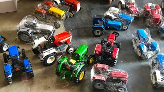 All Companies Tractor Toys Unboxing | Kids Toy Tractor Video | Bommu Kutty