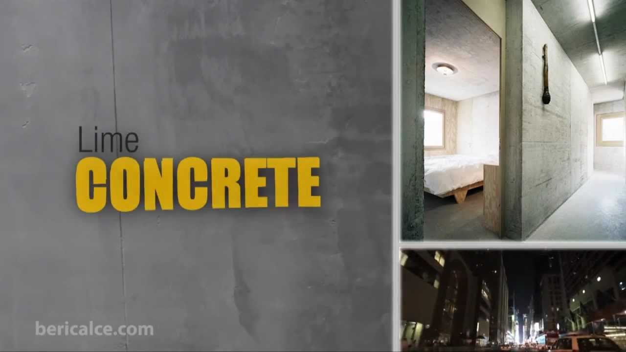 Lime CONCRETE by LuxuryLime  Decorativo effetto cemento