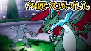 Pokémon X and Y Free-For-All w/ CPNICHOLLS, NOTCONOR and TEHMISSIGNO! Thumbnail