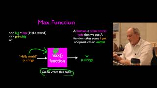 Python for Informatics - Chapter 4 - Functions