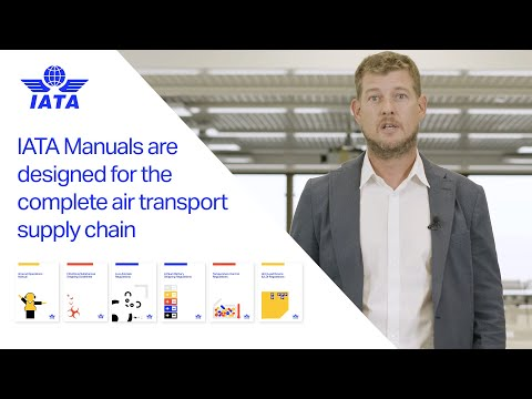 Safe and efficient operations across the complete air transport supply chain