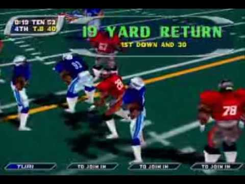 "Nfl blitz 2000 part 1 ""cardinal's playbook? That's the worst."