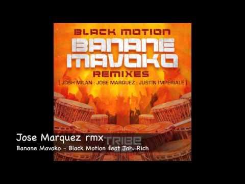 Download Banane Mavoko - Black Motion feat Jah Rich - All mixes