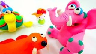 Китти и пластилиновый ЗООПАРК! Развивающее видео для детей!(УРА! Отправляемся в Зоопарк, вместе с Китти и Аллой! Нас ждет невероятно интересная и удивительная прогулка!..., 2015-08-04T11:48:44.000Z)