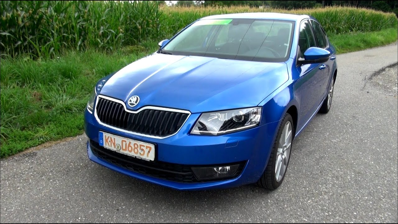 2014 skoda octavia iii 1 8 tsi dsg 180 hp test drive youtube. Black Bedroom Furniture Sets. Home Design Ideas