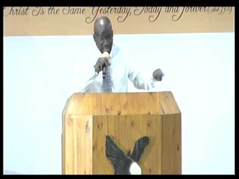 Pastor Peniel Issiyo