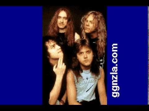 ggnzla KARAOKE 212, Metallica - WHIPLASH