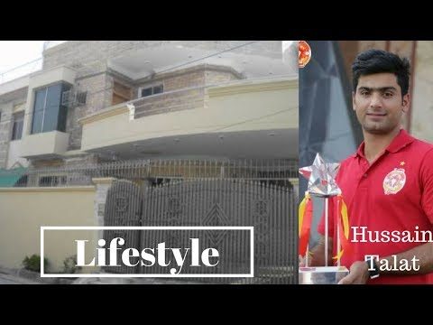 Hussain Talat Lifestyle | Family | Salary | Net Worth | Car | Career | Islamabad United
