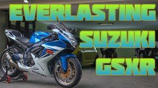 Everlasting Suzuki GSX-R