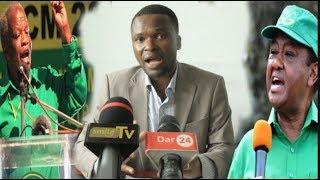 Hivi Punde Tumepokea Taarifa Nzito kuhusu KINANA MAKAMBA MAGUFULI Mwanasheria Msomi Aanika kila kitu