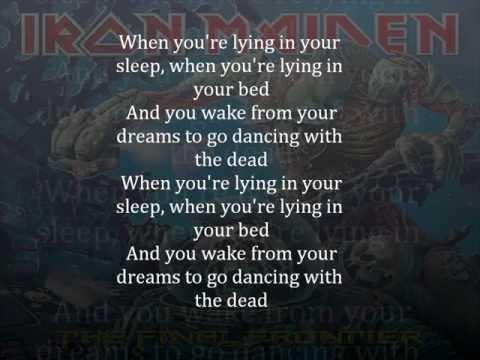 Iron Maiden - Dance Of Death (With Lyrics)