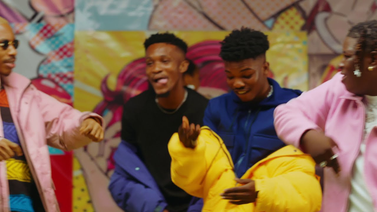 Download DJ CONSEQUENCE FT BARRYJHAY, JASON, FRESCOOL - JO!!! ( OFFICIAL VIDEO)