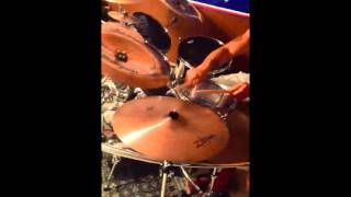 Party Favor Girl Talk Kyler Drum Cover