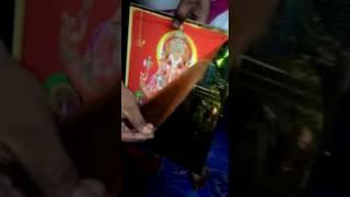 Gambar Tokong Hindu sebalik bingkai ayat Al Qur'an!  Umat islam hati-hati ya!