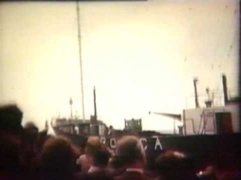 NL Offshore Trip 1972