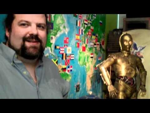 Classic Game Room visits CARNEGIE MELLON E.T.C. Part 1