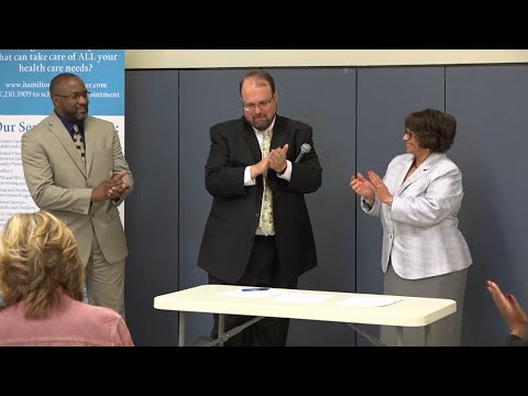 Hamilton Health Partnership with Harrisburg 5-11-16