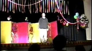 Repeat youtube video Mighty Mouse - Live Andy Kaufman Tribute routine