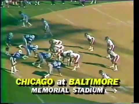 Gamebreak: Chicago vs Baltimore-1983