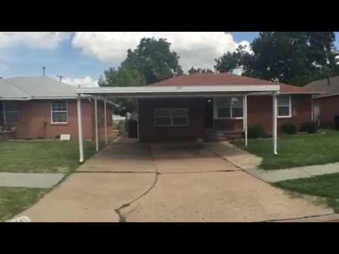 Oklahoma City Homes for Rent 2BR/1BA by Landlord Property Management in Oklahoma City