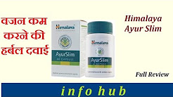 Ayur slim capsules & tablet way to fit from fat naturally uses and side effects full review