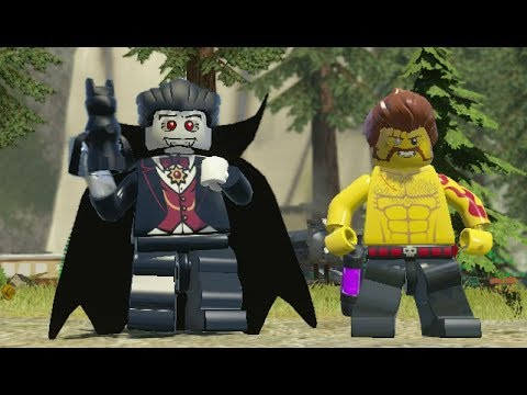 LEGO City Undercover - Bluebell National Park 100% Guide (All Collectibles)